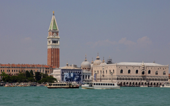 Italian holiday: lagoon & Saint Mark's square #1