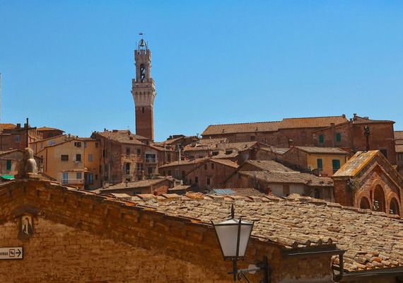 Tuscany: Siena in an hour